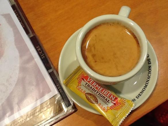 Coffee at El Magnifico