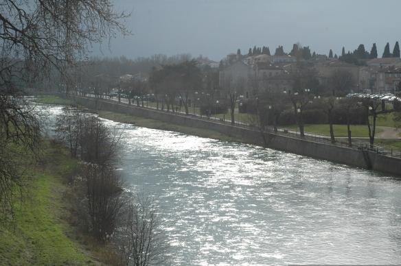 Canal du Midi, Carcassonne