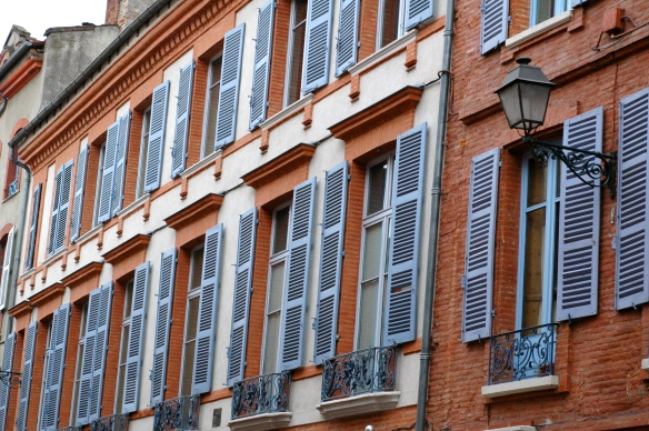 Houses in Toulouse