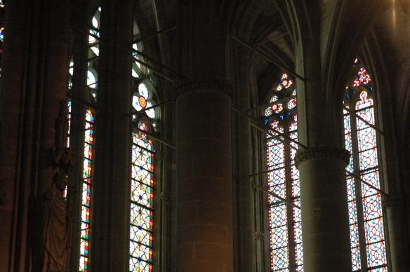 Basilica in Carcassonne