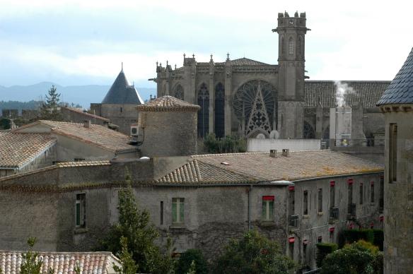 Basilica Carcassonne