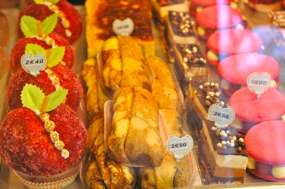 pastries in France