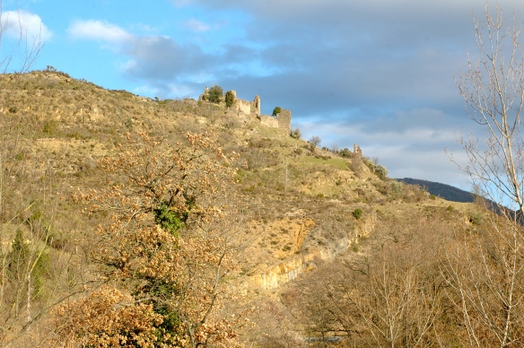 Castle in Languedoc-Roussillon