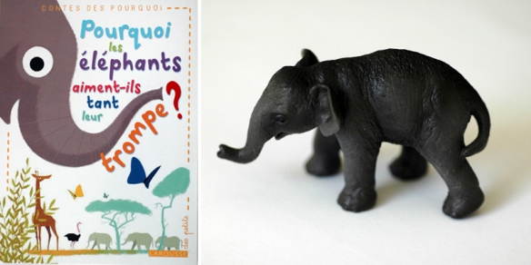 Miro's Elephant