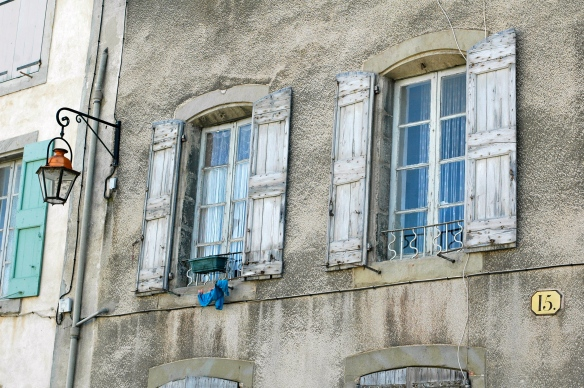 Carcassonne Shutters