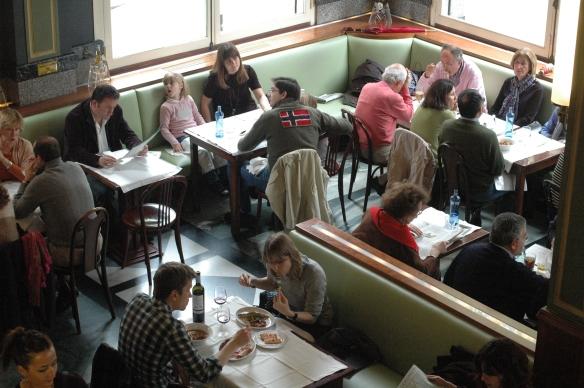Velodromo restaurant