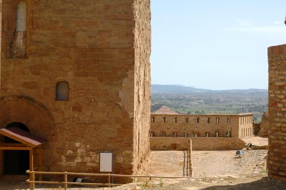 Monzón castle