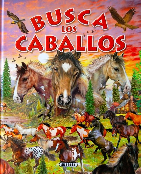 Busca los caballos
