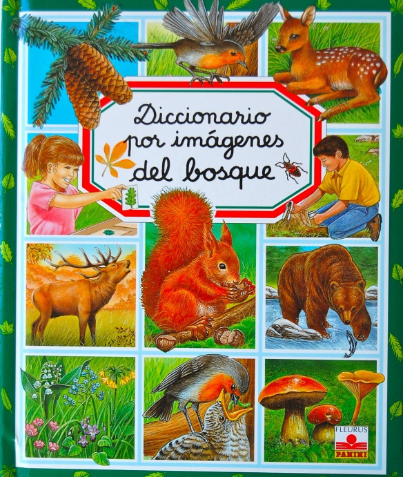 Diccionario por imágenes del bosque