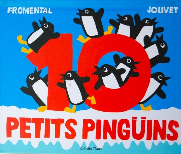 10 petits penguins