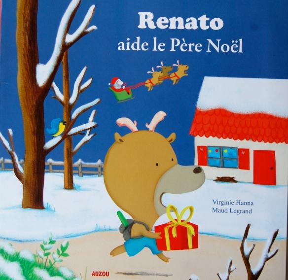 Renato aide le Pere Noel