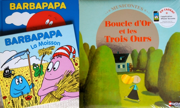 French books March